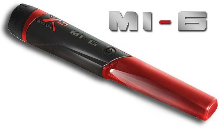 XP Pinpointer MI-6