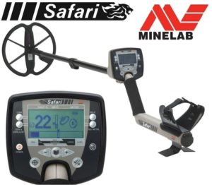 Minelab Safari Metalldetektor Universal Neuste Version