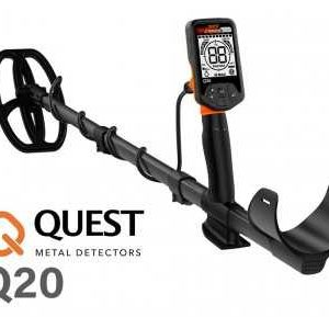 q20 quest metalldetektor