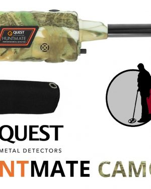 Quest Huntmate Pinpointer camo